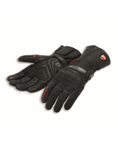 Strada C3 - Fabric-leather gloves