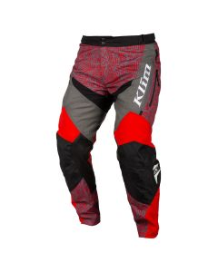 DAKAR IN THE BOOT PANT Red