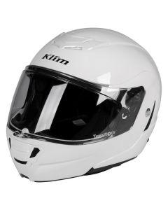 TK1200 KARBON MODULAR HELMET ECE/DOT GLOSS WHITE