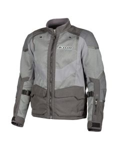 Baja S4 Jacket Monument Gray