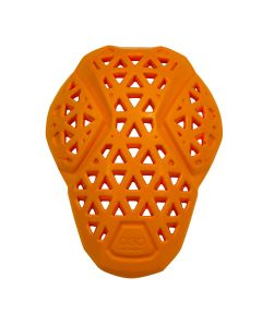 D3O Shoulder Pads LP1 (Set of 2) Orange