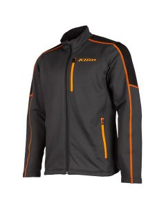 INFERNO JACKET Asphalt - Strike Orange