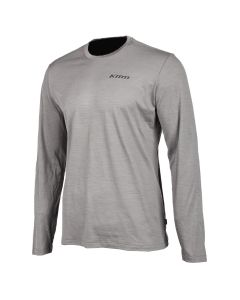 TETON MERINO WOOL LS SHIRT Gray