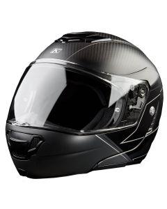 TK1200 KARBON MODULAR HELMET ECE/DOT SKYLINE MATTE BLACK