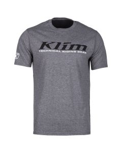 K CORP SS T - REGULAR Gray Frost - Black