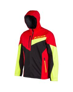 TRANSITION HOODIE - REGULAR Hi-Vis