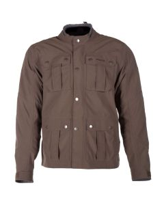 REVENER JACKET Brown