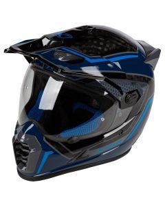 Krios Pro Helmet ECE Mekka Kinetik Blue