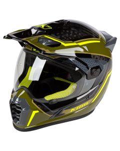 Krios Pro Helmet ECE Mekka Vivid Sage