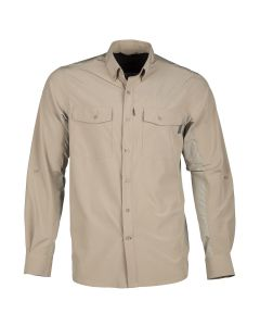 BASECAMP LS SHIRT Tan