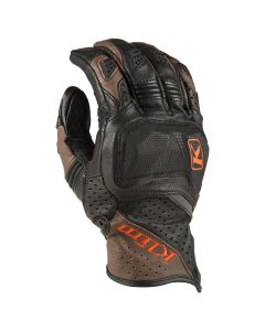 BADLANDS AERO PRO SHORT GLOVE Brown