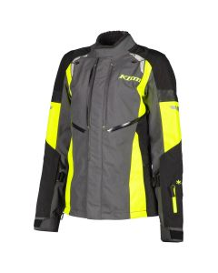 WOMEN'S LATITUDE JACKET - EUROPE Hi-Vis