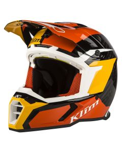 F5 KOROYD HELMET ECE/DOT Chasm Orange
