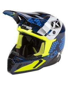 F5 Koroyd Helmet ECE/DOT Tactic Kinetik blue