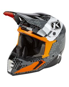 F5 Koroyd Helmet ECE/DOT Tactik Striking Gray