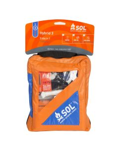 S.O.L Hybrid 3 Kit Black