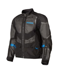 Baja S4 Jacket Black Kinetik - Blue