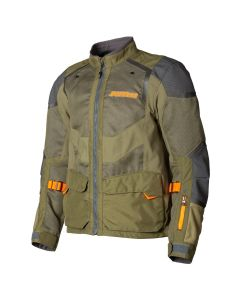 Baja S4 Jacket Sage Strike - Orange