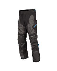 Baja S4 Pant Black Kinetik - Blue