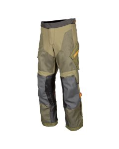 Baja S4 Pant Sage Strike - Orange