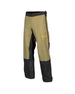 Enduro S4 Pant Burnt Olive - Strike Orange