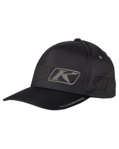TECH RIDER HAT Black