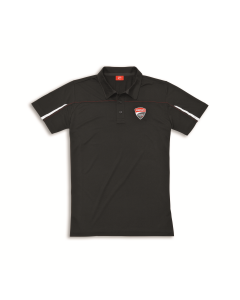 Ducati Corse 14 - Short-sleeved polo shirt