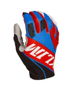 XC LITE GLOVE - YOUTH Red - Blue