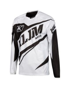 XC LITE JERSEY - YOUTH Black - White
