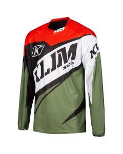 XC LITE JERSEY - REGULAR Green