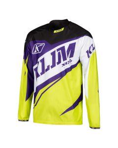XC LITE JERSEY - REGULAR Purple