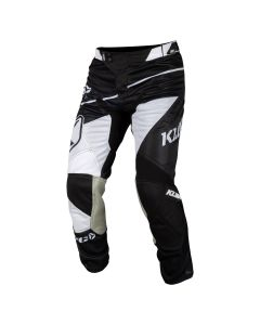 XC LITE PANT - YOUTH Black - White