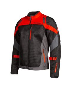 Induction Jacket Black - Redrock