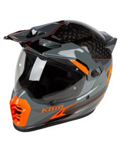 Krios Pro Helmet ECE LOKO STRIKING GRAY