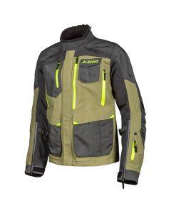 Carlsbad Jacket Sage Hi-Vis