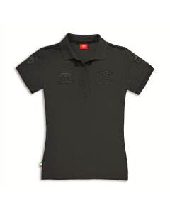 Historical 2 - Short-sleeved polo shirt
