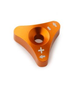 Druckstufen-Einstellschraube