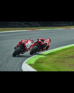 DTC EVO2 - Software for slick ? rain tyres.