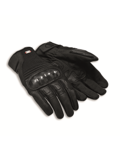 Soul - Fabric-leather gloves