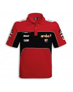 SBK Team Replica 19 - Short-sleeved polo shirt