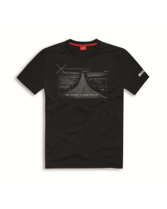 Graphic Art - Horizon - T-shirt