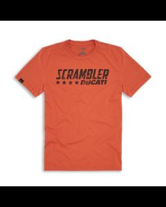 Orange Flip - T-shirt