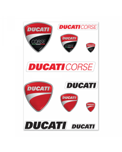 Ducati mix Aufkleber