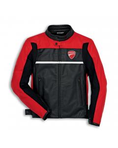 Company C2 - Leather jacket
