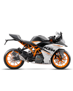 RC 390 WHITE ABS 2016